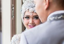PreWedding Raras & Bobi Glamour by Photo.in by inCircle Labs