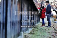Open Trip To Kyoto-tokyo On April 2018 by Delova Photography