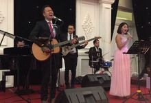 The Wedding Of Rea & Kartika by Venus Entertainment