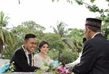 Melur & Adri by Rose Petal Weddings