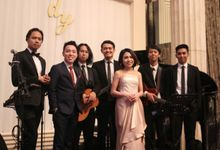 The Wedding Of Denny & Yurika by Venus Entertainment