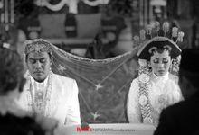 The Wedding of Ferdi & Intan at Balai Sudirman by Bantu Manten wedding Planner and Organizer