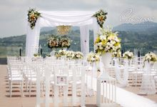 The Wedding Ian & Devi by Charissa Event & Wedding Decoration