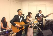 The Wedding Of Khanza & Philip by Venus Entertainment