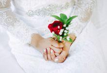 The Wedding Of Rezky And Paramita - 25.11.2017 by Sugarbee Wedding Organizer