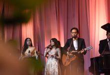 The Wedding Of Andhika & Meilissa by Venus Entertainment