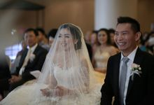 The Wedding Of Albert and Cecelia by evelingunawijaya