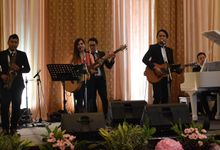 The Wedding Of Vicky & Silviana by Venus Entertainment