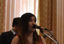 The Wedding Of Vicky & Silviana by Venus Entertainment