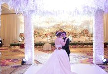 Wedding Day Andes & Devina by House of Luxury