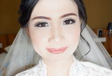 Prawedding Makeup For Ms. Suryani by Vie&Na beauty