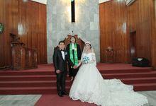 Blessing Ceremony of Ardhin & Elvyn Wedding Ceremony by Eunike Wedding Planner & Organizer