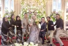The Wedding of Morena and Pras by Blissful Project