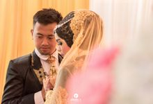 Wedding Dian & Pasha Akad by Photo.in by inCircle Labs