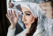 Wedding Inay + Izul by Wong Akbar Photography
