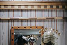 Wedding Amel + Wisnu by Wong Akbar Photography