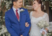 Gratika & Rendy's Wedding by Azila Villa