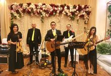 The Wedding Of Hans & Jessie by Starlight Entertainment