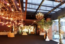 Alyn & Faras Wedding by United Grand Hall