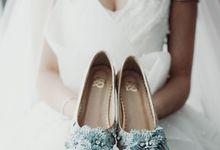 @NdydiaCassandraa | #SachlireneElleanor 10cm Royal Blue by SACHLIRENE TFOTA