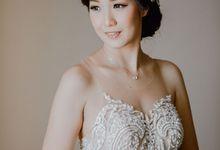 Erni's Wedding Makeup by Andriani Dewi MUA