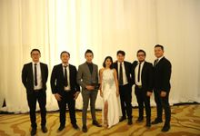 The Wedding Of Ardi & Nyssa by Venus Entertainment