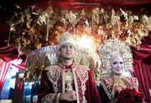 The Wedding Of Annisa & Ferry by By Ants Photography & Wedding Planner