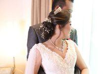 The Wedding of Steffi & Jojo by La Sposa