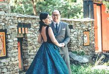 Pre-wedding Melvin&Tisas by Artinie
