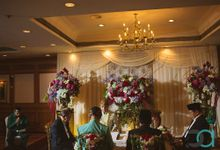 The Wedding Of Zizi And Indresh by Sakka Decoration