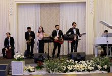 The Wedding Of Steven & Adel by Venus Entertainment