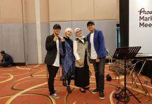 Prodia Bandung Marketing Gathering by Dix Music Entertainment