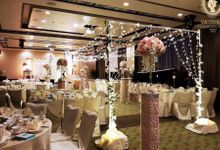 Fairylights Draps by Victoria Wedding Collection