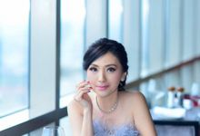 Makeup For Mrs. Ena Laurentia by Oscar Daniel