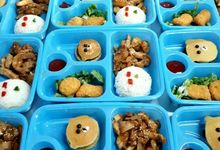 Kids Bento Box by B'STEAK CATERING SERVICE