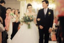 The Wedding Of Ivan And Caroline by BEST Entertainment and Organizer