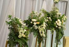 Wedding Gini & Baim by Hotel Olympic Renotel Sentul