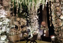 Flowery Siraman by Suryo Decor