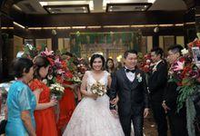 Darmawan & Menna Wedding 27 Januari 2018 by Priceless Wedding Planner & Organizer