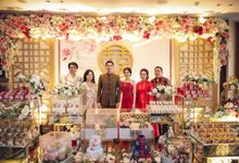 The Engagement of Johan and Lisa by Grand Orchid Decoration