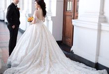 Wedding Outdoor by Phantasia Organizer