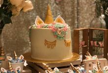 Be A Unicorn Birthday Bash by The Next Chapter