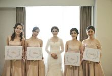Ms. Jesicca Bridesmaid Package by Roopa