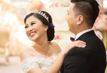 The Wedding Of Sandy And Agret by BEST Entertainment and Organizer