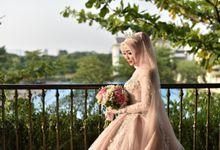 Dewi & Kiki by Cynthia Kusuma