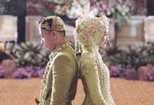 Tarisya & Pitra by Rose Petal Weddings