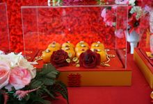 Dekorasi Sangjit by Calysta Sangjit Decoration