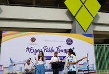 Event KEMENHUB at Gor Bekasi 11 Maret 2018 by Venomena