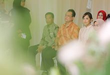 Engagement Of Niken & Bertand by Rose Petal Weddings