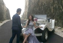 Pre Wedding Session by Helen Make Up Artist